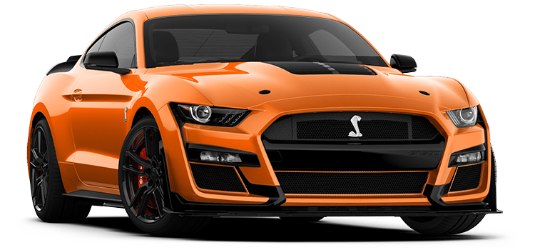 2020 Ford Mustang Shelby at Leif Johnson Ford: The 2020 Ford Mustang Shelby