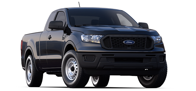 2020 Ford Ranger SuperCab