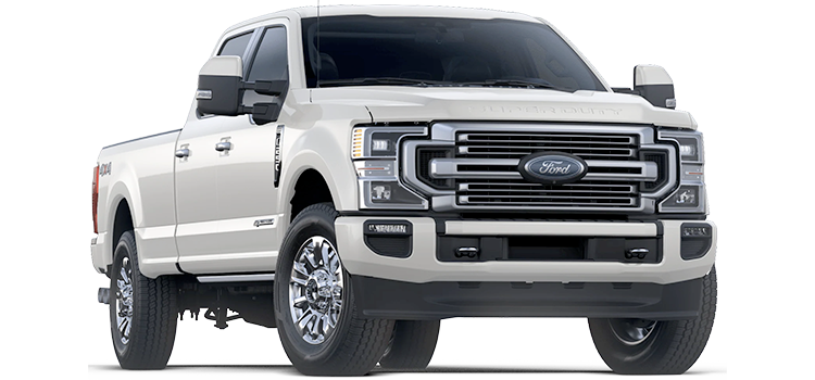 2020 Ford Super Duty F-250 Crew Cab