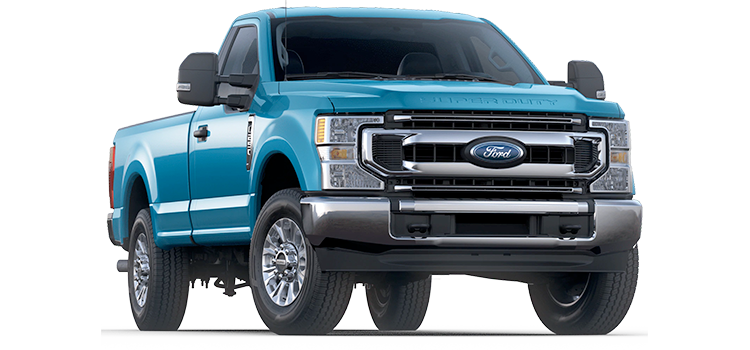 2020 Ford Super Duty F-250 Regular Cab