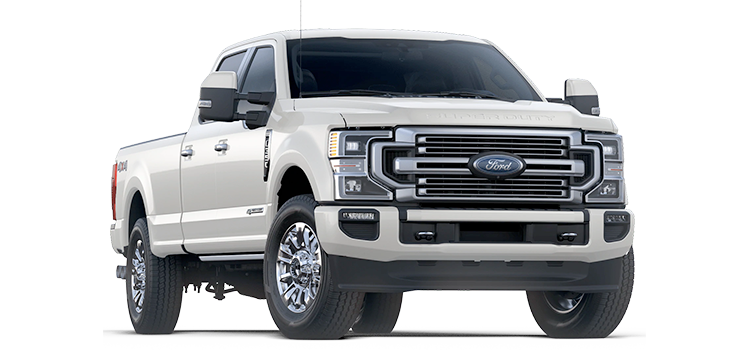 2020 Ford Super Duty F-350 Crew Cab
