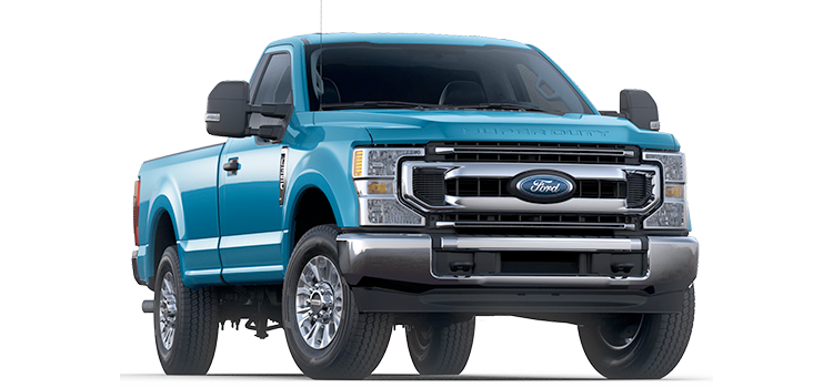 2020 Ford Super Duty F-350 Regular Cab