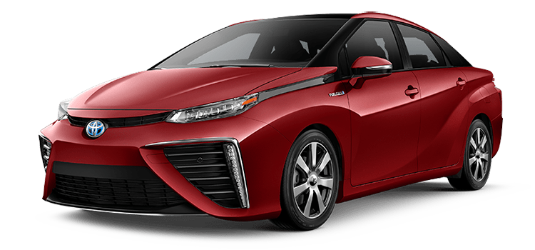 2020 toyota mirai only available in california 4-door fwd