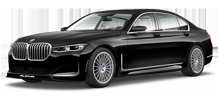 2021 BMW Alpina B7 xDrive 4-Door AWD Sedan 8A ...