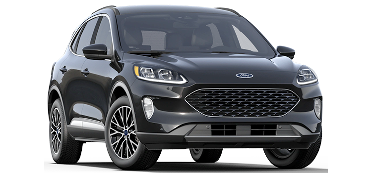 2021 Ford Escape Plug-In Hybrid