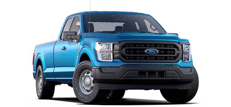 2021 Ford F-150 SuperCab