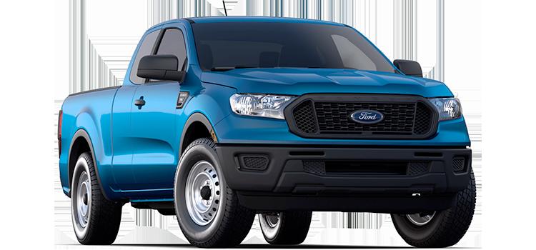 2021 Ford Ranger SuperCab