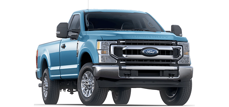 2021 Ford Super Duty F-350 Regular Cab