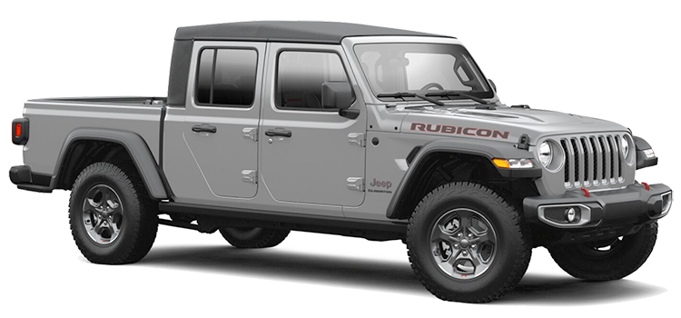 2021 jeep gladiator rubicon 4-door 4wd pickup