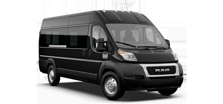 2021 Ram Promaster Window Van